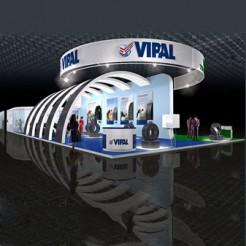 Vipal была высоко оценена на своей родине в Бразилии