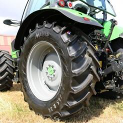 Высшая оценка Mitas за поставку шин для тракторов Fendt