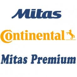 В премиум сегменте появился новый бренд от Mitas