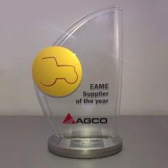 Mitas получила награду за разработку шин Aircell