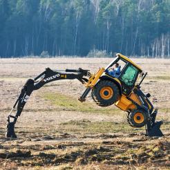 Клуб операторов дорожно-строительной техники теперь и в России!