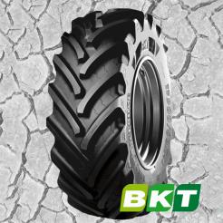 Шины для сельхозтехники BKT были представлены на выставке Agritechnica