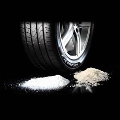 Pirelli изготовила миллион шин из рисовой шелухи