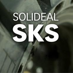 Camoplast Solideal представила три новые шины для погрузчиков