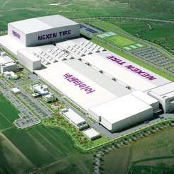 Nexen строит завод за 1,17 млрд. $.