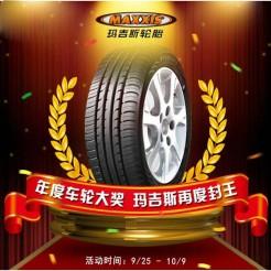 Лучшие шины 2015 года названы в Китае