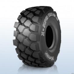 Michelin с шинами X-Super Terrain+ для крупнейшего самосвала Volvo