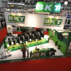BKT на выставке Reifen 2014