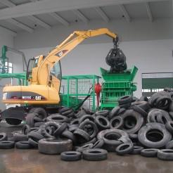 Утилизация шин во Фрязине