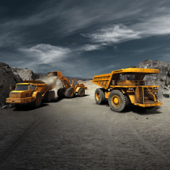 Новая линейка идустриальных шин от Continental