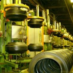 Технология изготовления шины