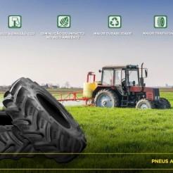 Сельскохозяйственные шины от Pirelli