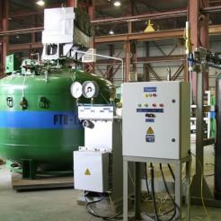 Комплексная автоматизация производства на заводе «Омский каучук»