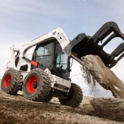Новые экодвигатели для Bobcat