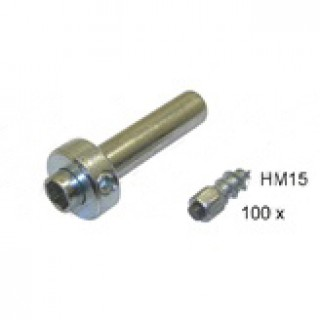 Шипы HM15 15х150