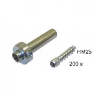 Шипы HM25 25х200