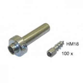 Шипы HM18 18х100